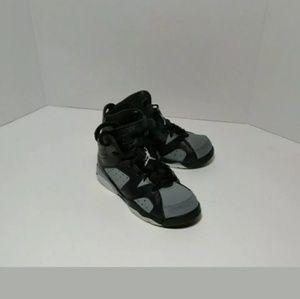 Nike Air Jordan VI 6 Retro BT Black/White-Cool